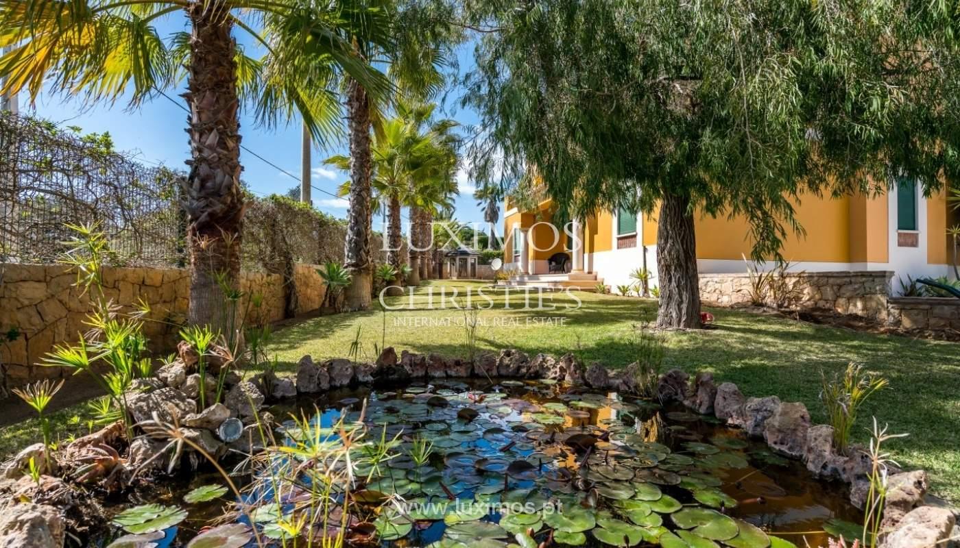 Freistehende villa zum Verkauf mit pool, in der Nähe von Strand und golf, Albufeira, Algarve, Portugal_76326