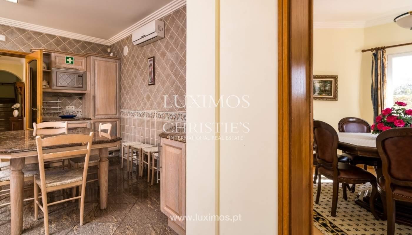 Freistehende villa zum Verkauf mit pool, in der Nähe von Strand und golf, Albufeira, Algarve, Portugal_76329