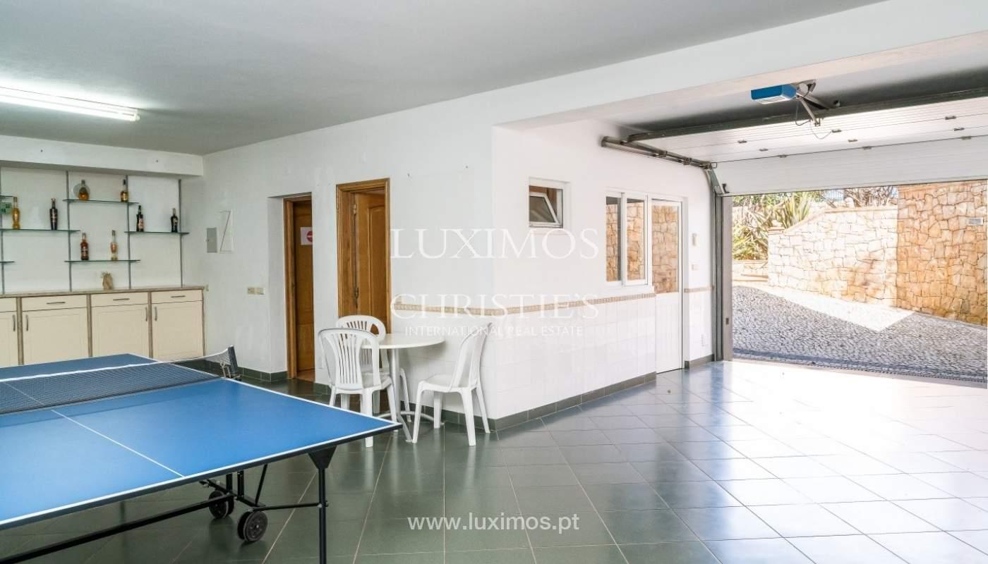 Freistehende villa zum Verkauf mit pool, in der Nähe von Strand und golf, Albufeira, Algarve, Portugal_76340