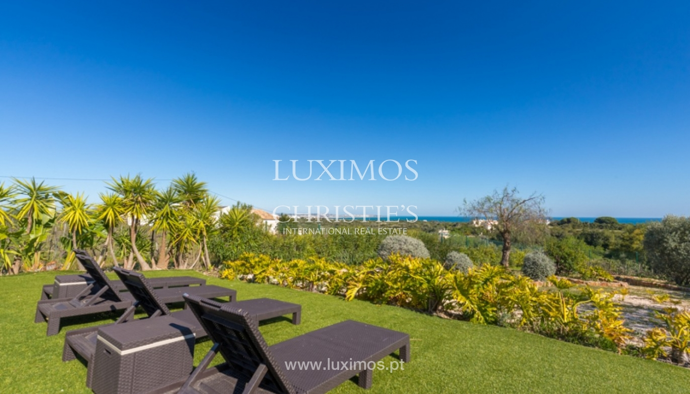 Vivienda en venta, vistas mar, cerca playa y golf, Algarve, Portugal_76405