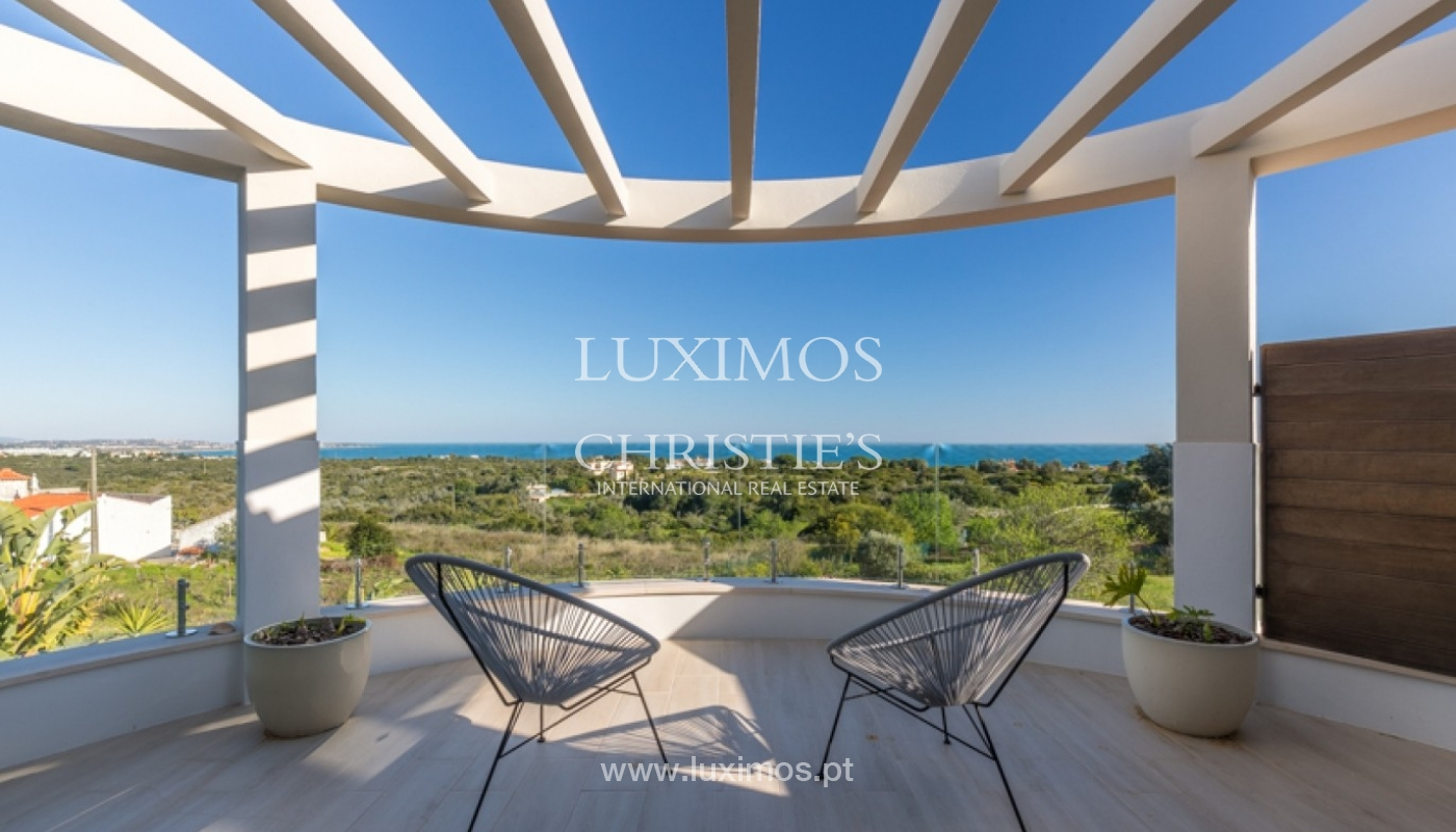 Vivienda en venta, vistas mar, cerca playa y golf, Algarve, Portugal_76422