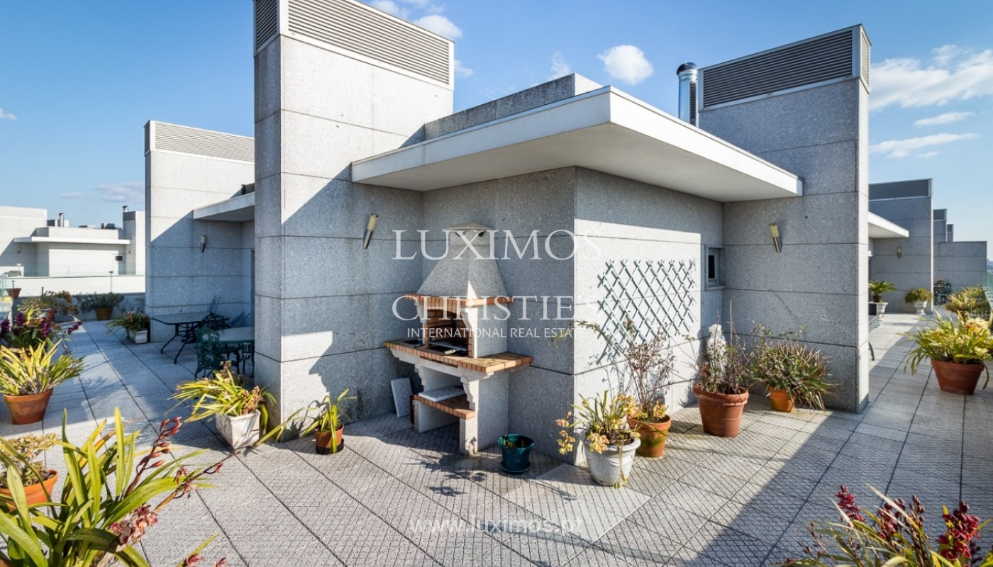 Luxus-Penthouse in einer gated community, Maia, Portugal _76602