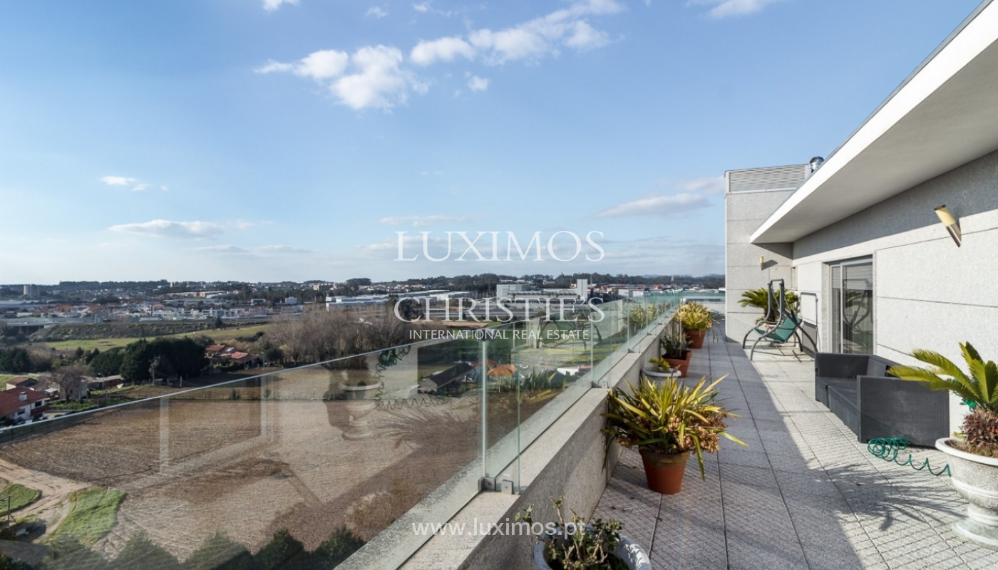Luxus-Penthouse in einer gated community, Maia, Portugal _76603