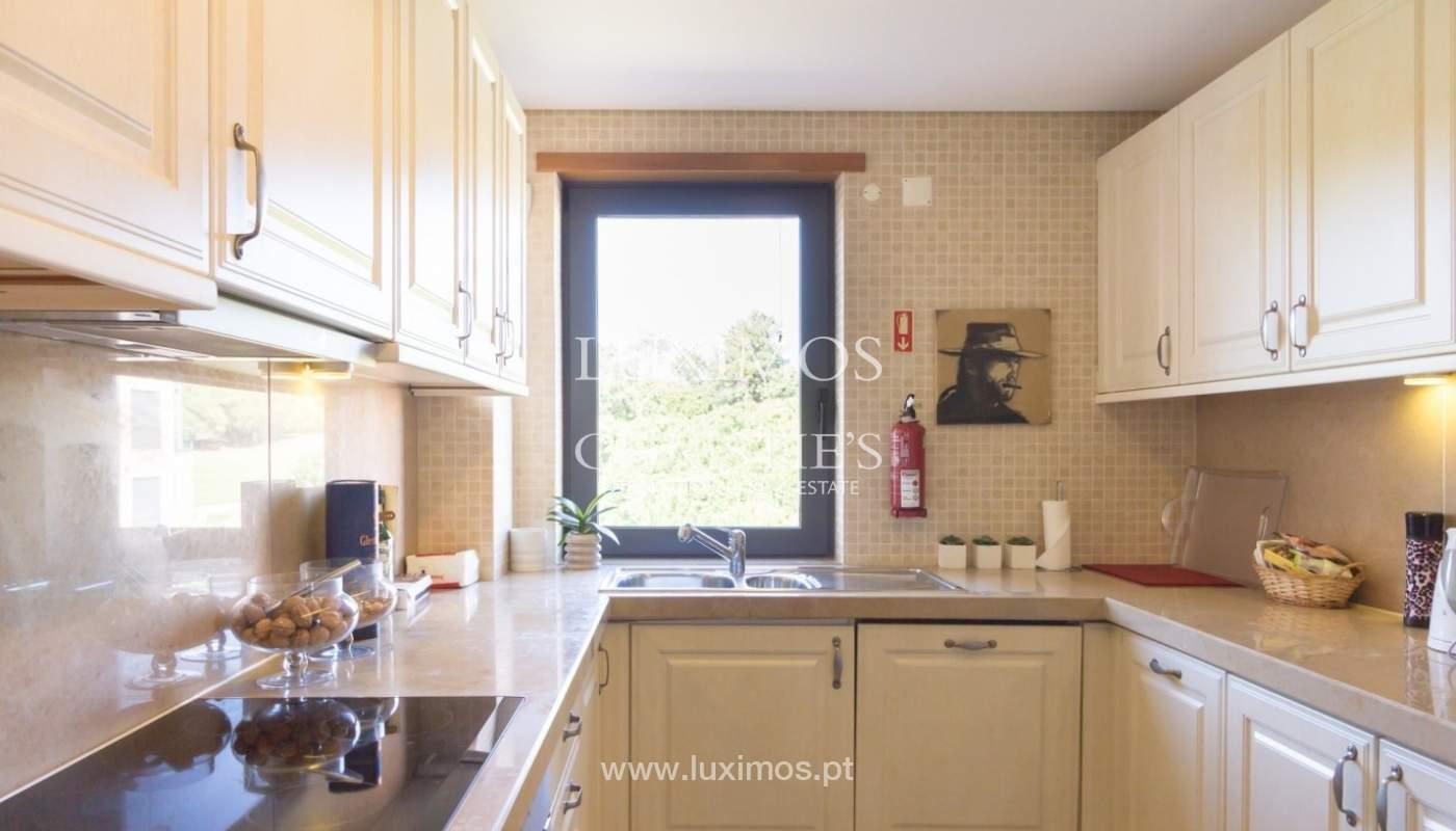 Wohnung zum Verkauf mit pool und Blick auf den Golfplatz Vale do Lobo, Algarve, Portugal_76810