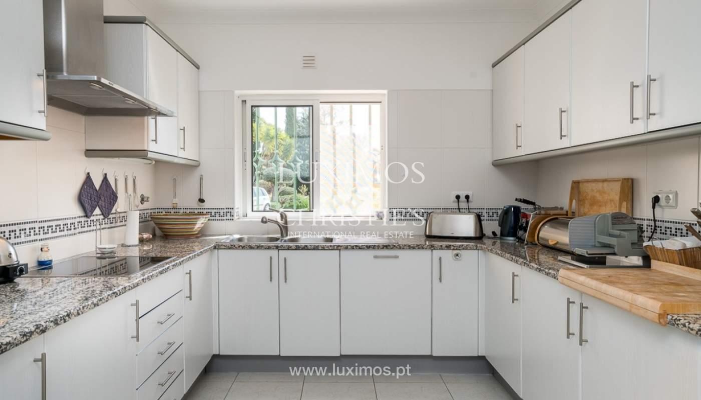 Vente villa de luxe avec piscine, terrain de Golf, Lagoa, Algarve, Portugal_76820
