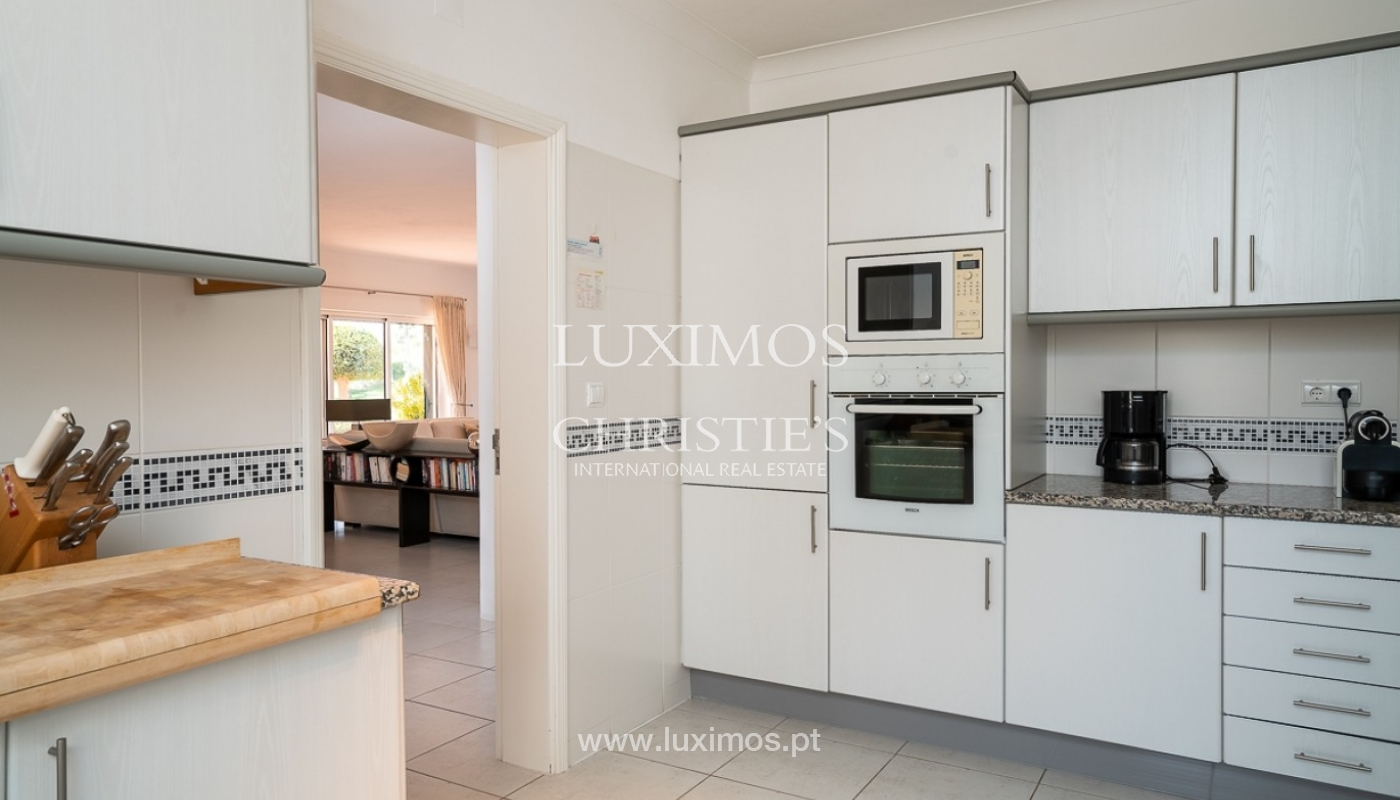 Vente villa de luxe avec piscine, terrain de Golf, Lagoa, Algarve, Portugal_76821