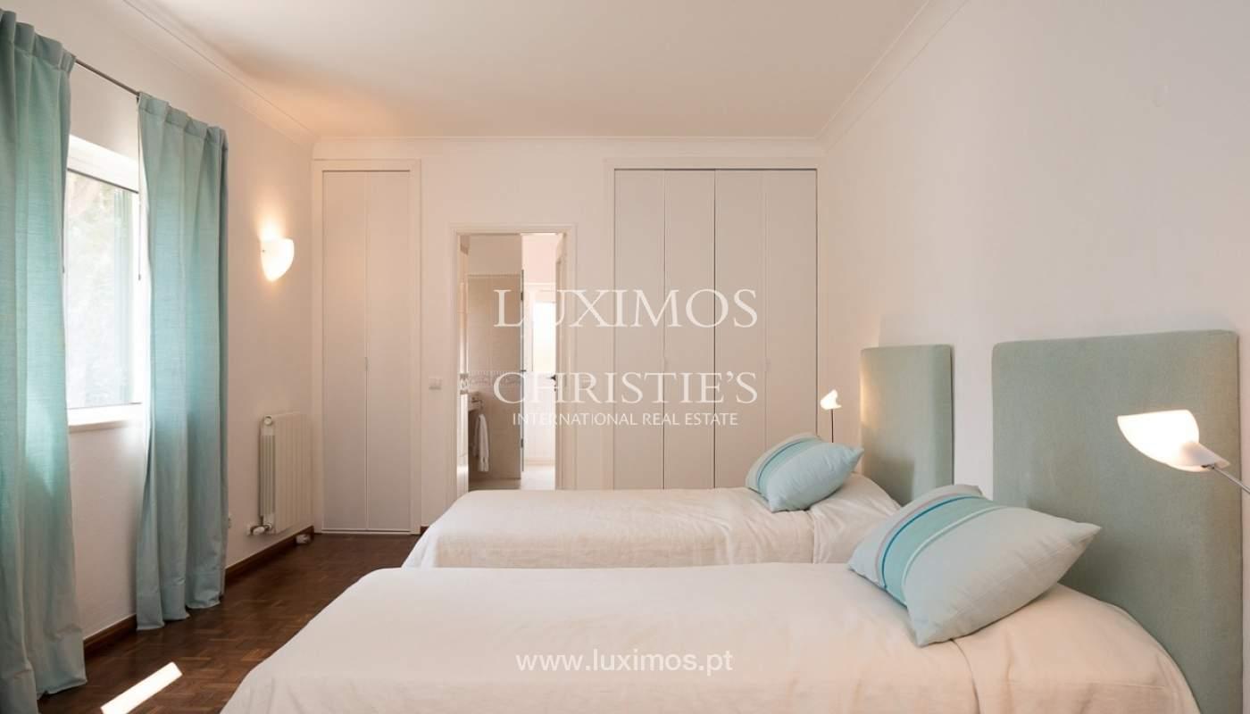 Vente villa de luxe avec piscine, terrain de Golf, Lagoa, Algarve, Portugal_76827