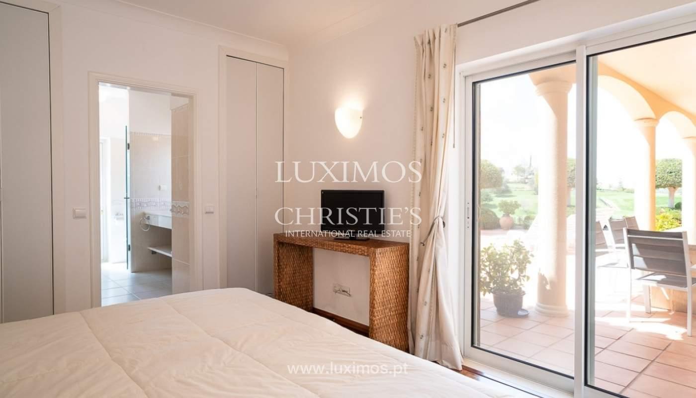 Vente villa de luxe avec piscine, terrain de Golf, Lagoa, Algarve, Portugal_76829