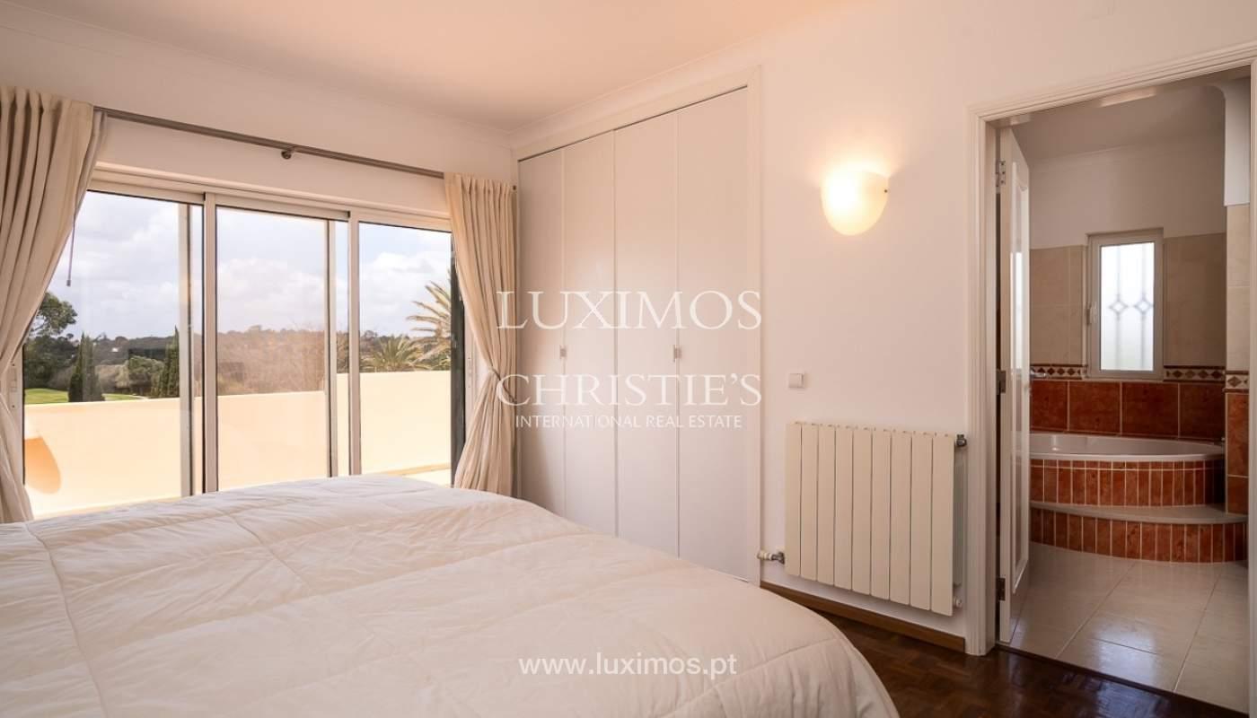 Vente villa de luxe avec piscine, terrain de Golf, Lagoa, Algarve, Portugal_76834