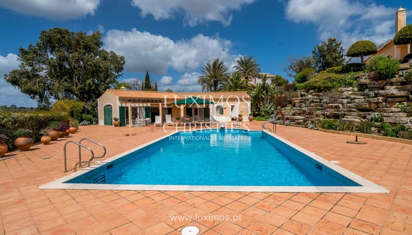 Vente villa de luxe avec piscine, terrain de Golf, Lagoa, Algarve, Portugal_76861