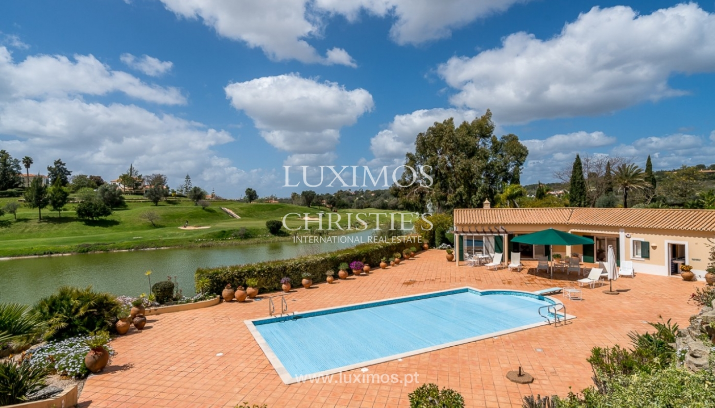 Luxury villa for sale with pool, golf course, Lagoa, Algarve, Portugal_76868