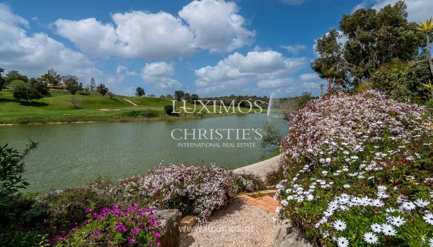 Vente villa de luxe avec piscine, terrain de Golf, Lagoa, Algarve, Portugal_76871