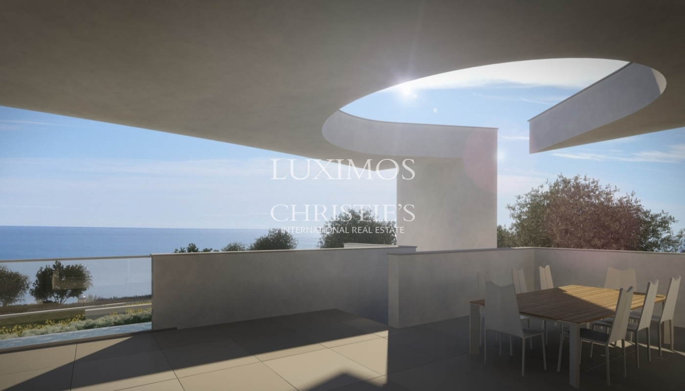 New luxury villa, for sale, with sea view, in Lagos, Algarve, Portugal_76918