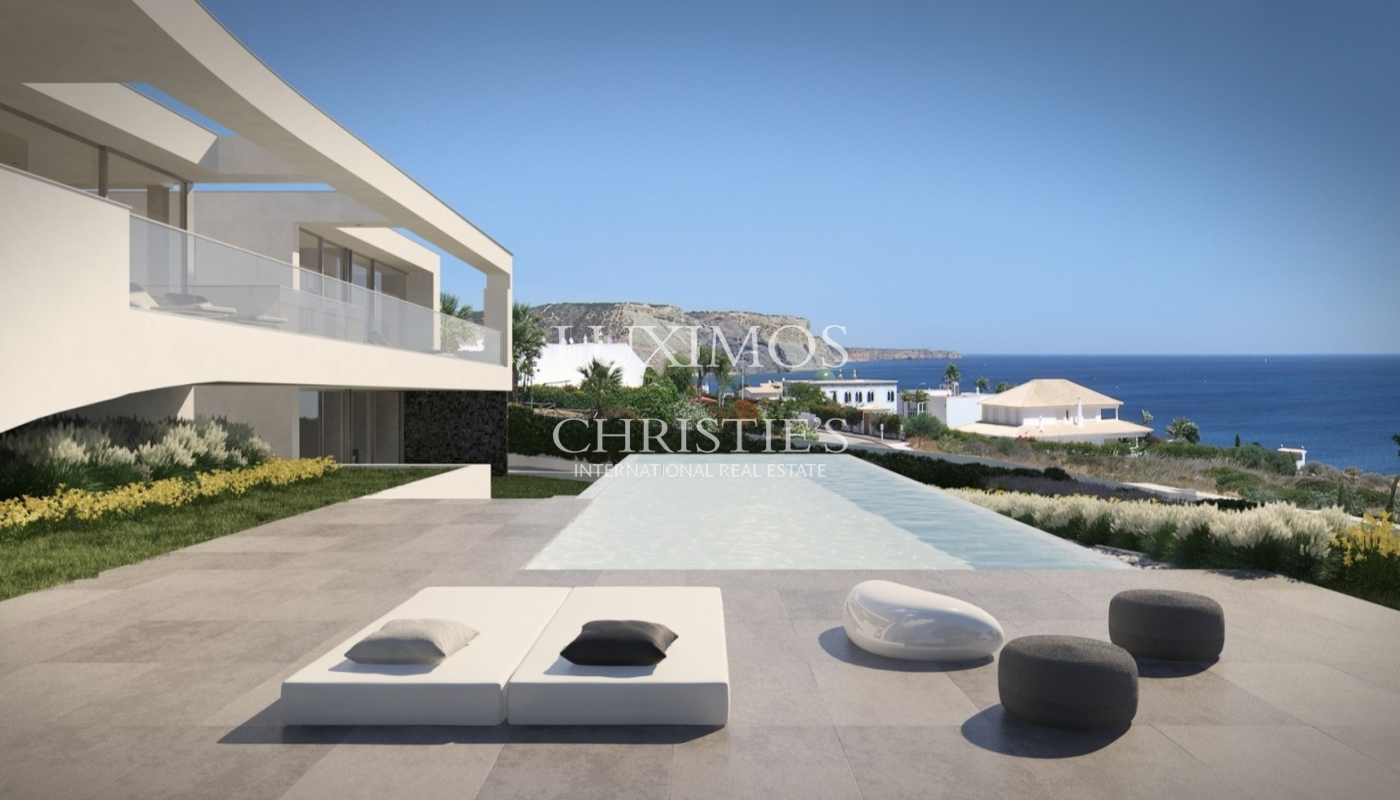 New luxury villa, for sale, with sea view, in Lagos, Algarve, Portugal_76933