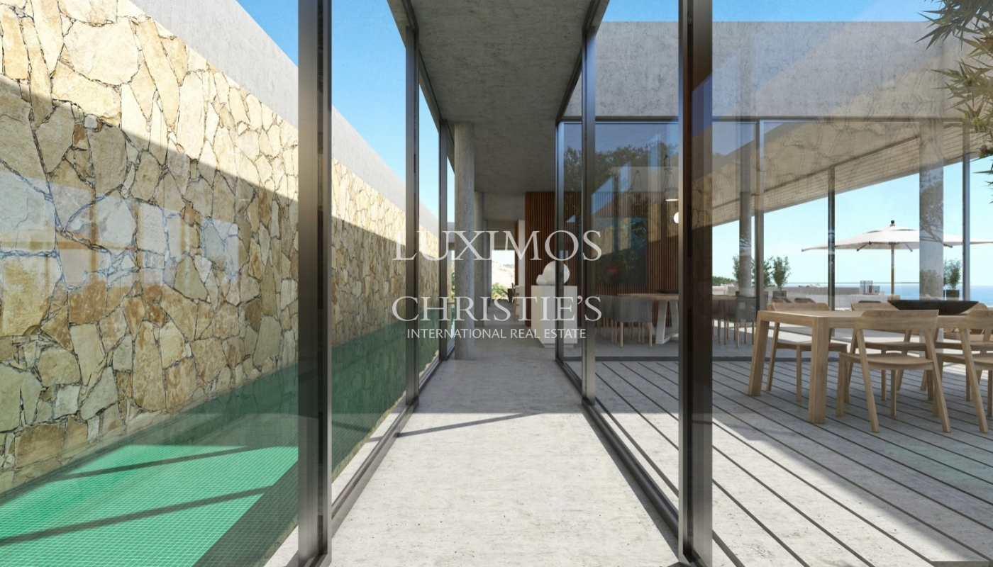New luxury villa, for sale, with sea view, in Lagos, Algarve, Portugal_77003