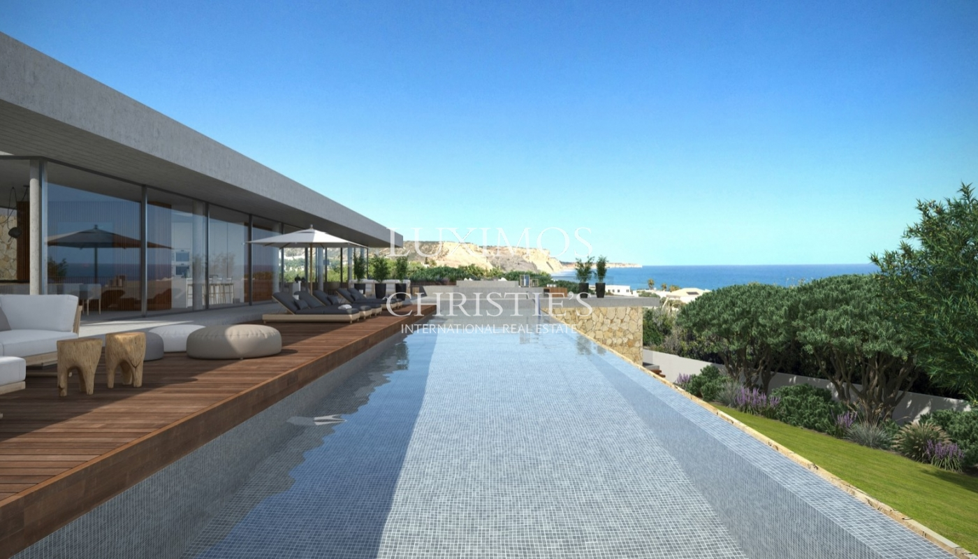 New luxury villa, for sale, with sea view, in Lagos, Algarve, Portugal_77008