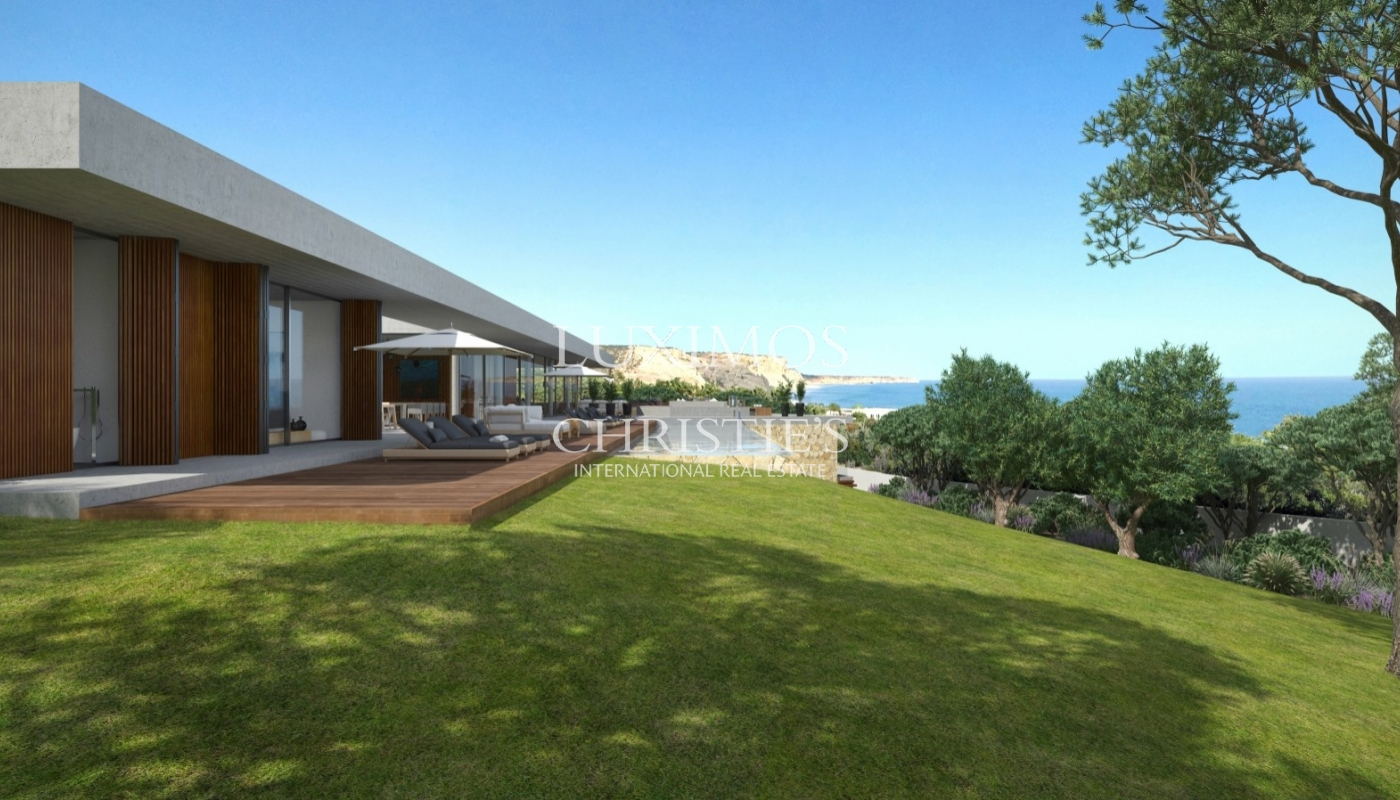 New luxury villa, for sale, with sea view, in Lagos, Algarve, Portugal_77009