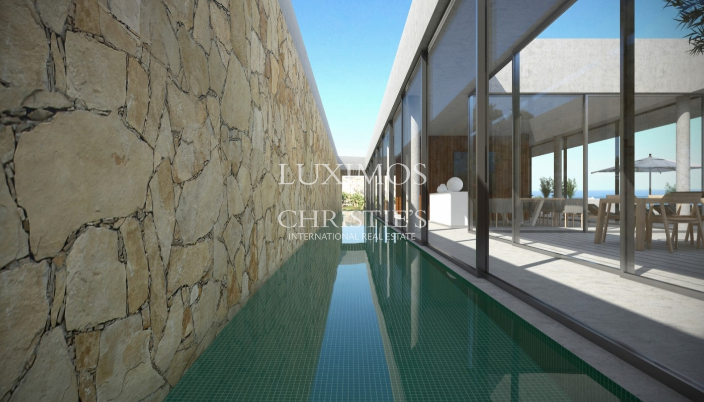 New luxury villa, for sale, with sea view, in Lagos, Algarve, Portugal_77010
