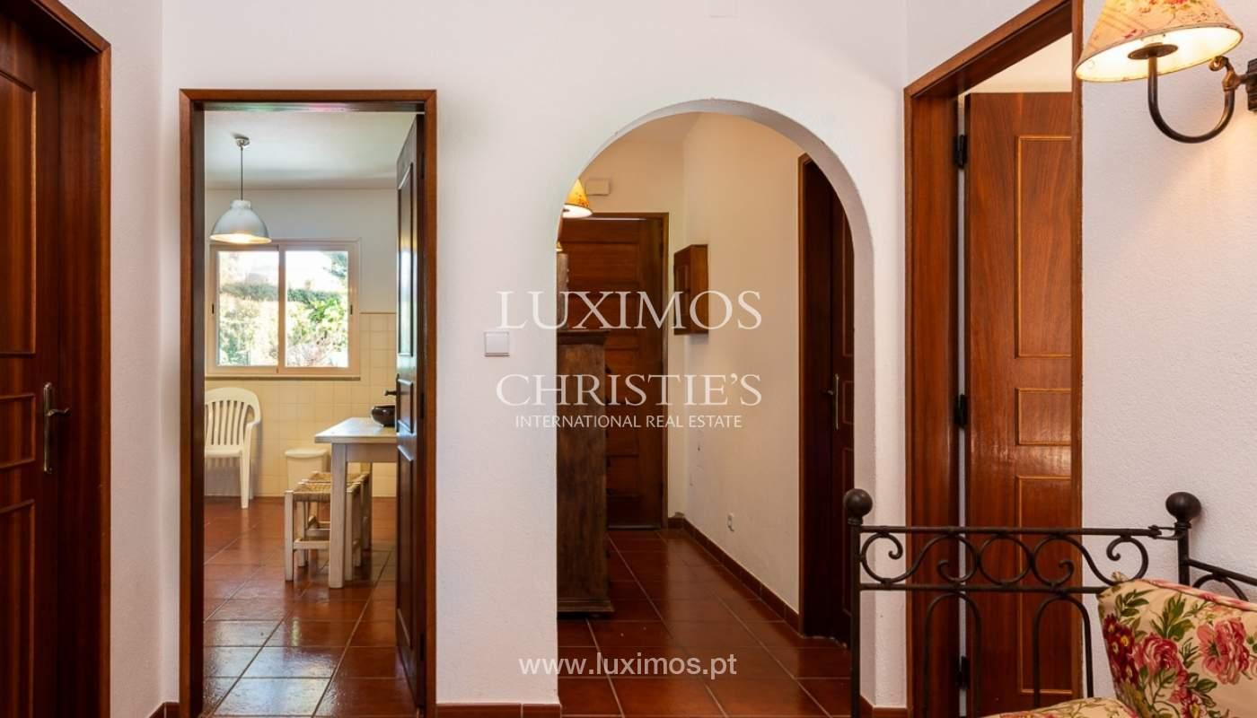 Freistehende villa zum Verkauf, Garten, Nähe Strand und golf, Vale do Lobo, Algarve, Portugal_77379