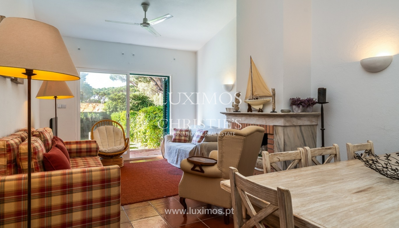 Moradia à venda, jardim, perto da praia e golfe, Vale do Lobo, Algarve_77381