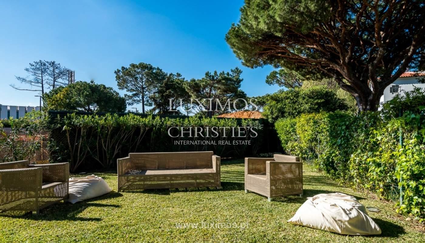 Moradia à venda, jardim, perto da praia e golfe, Vale do Lobo, Algarve_77386