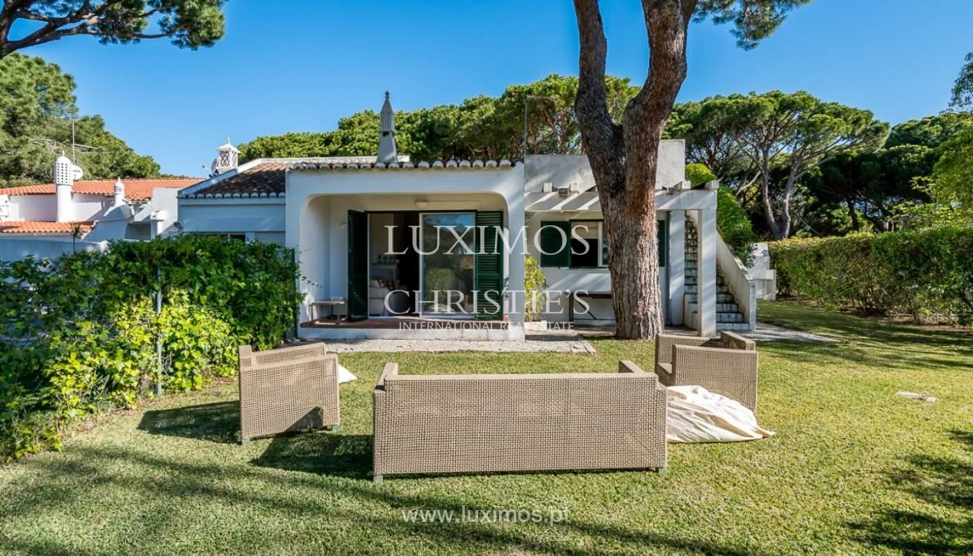 Moradia à venda, jardim, perto da praia e golfe, Vale do Lobo, Algarve_77391