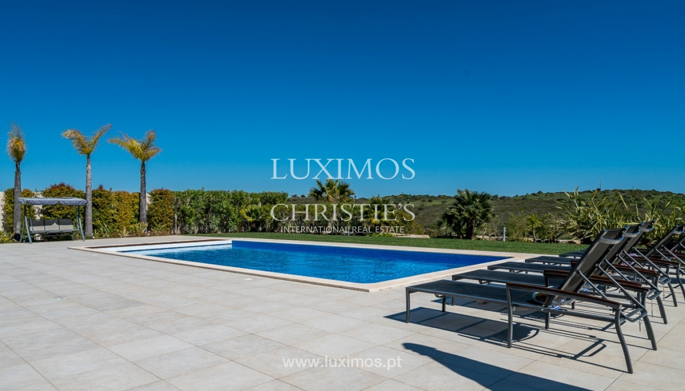 Villa for sale, pool, garden, mountain views, Lagos, Algarve, Portugal_77432