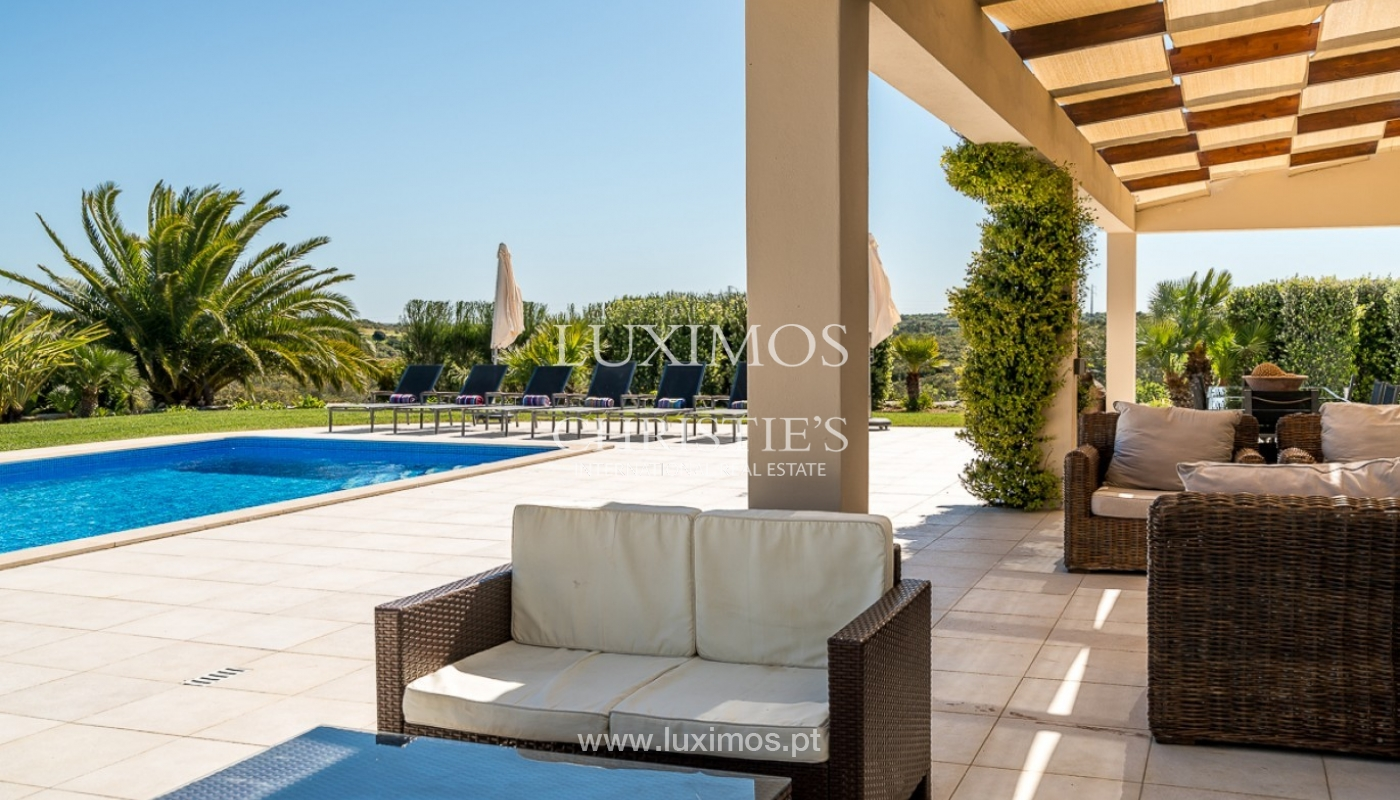 Villa for sale, pool, garden, mountain views, Lagos, Algarve, Portugal_77457