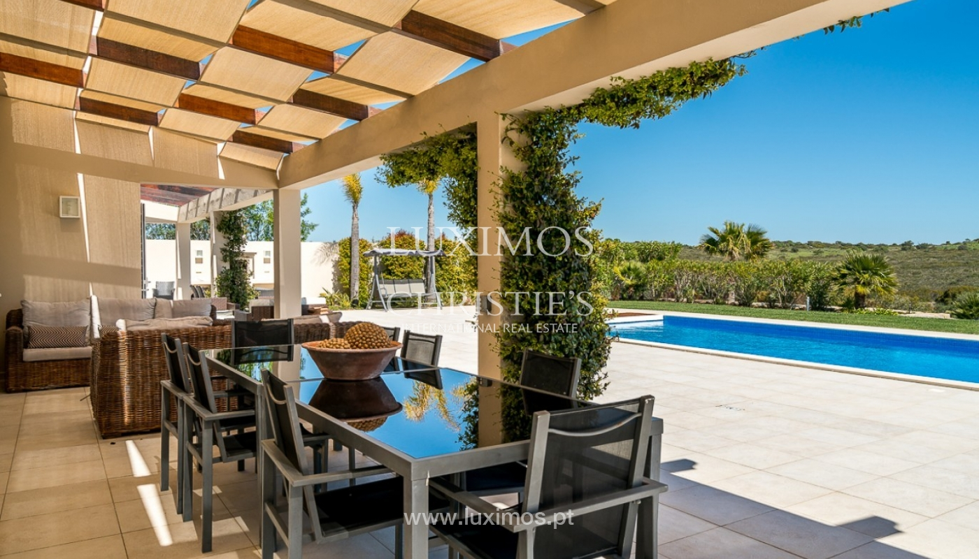 Villa for sale, pool, garden, mountain views, Lagos, Algarve, Portugal_77458