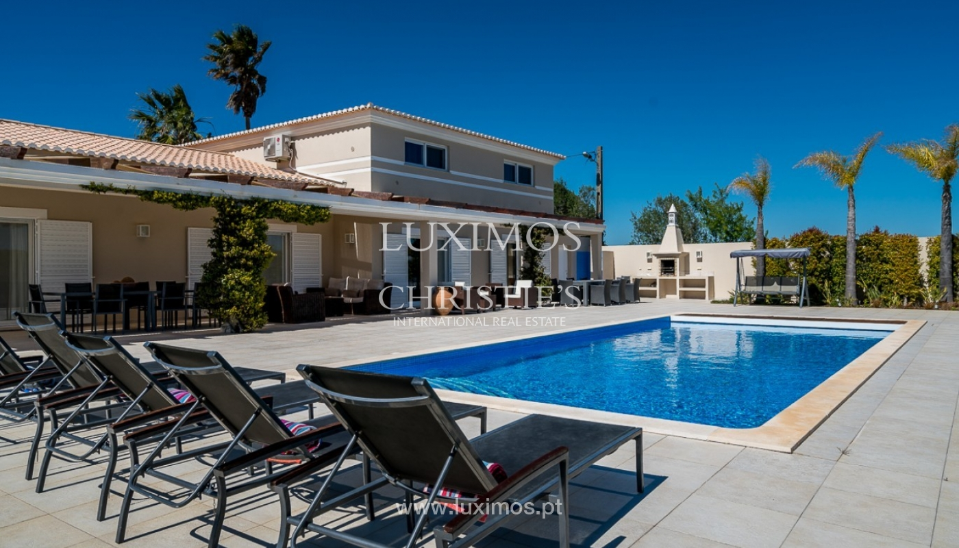 Villa for sale, pool, garden, mountain views, Lagos, Algarve, Portugal_77461