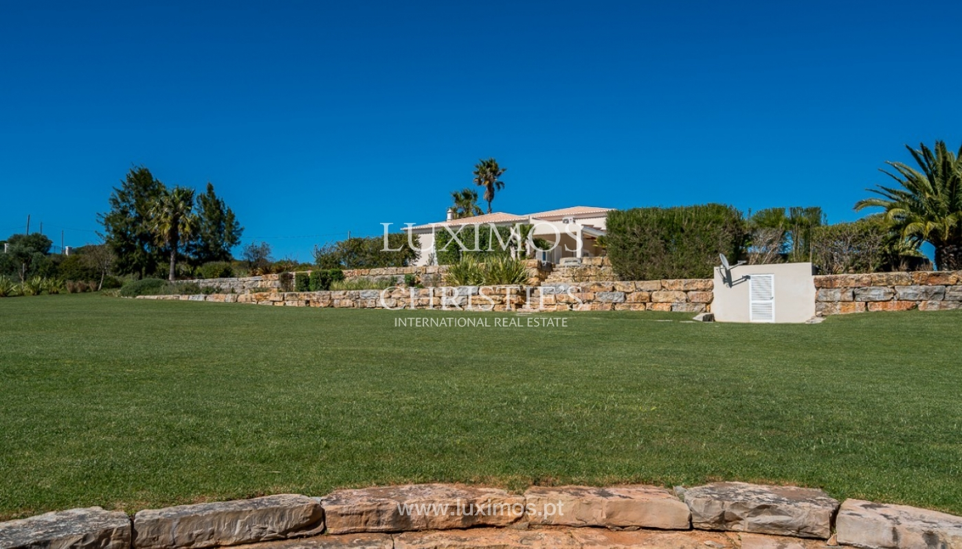 Villa for sale, pool, garden, mountain views, Lagos, Algarve, Portugal_77463