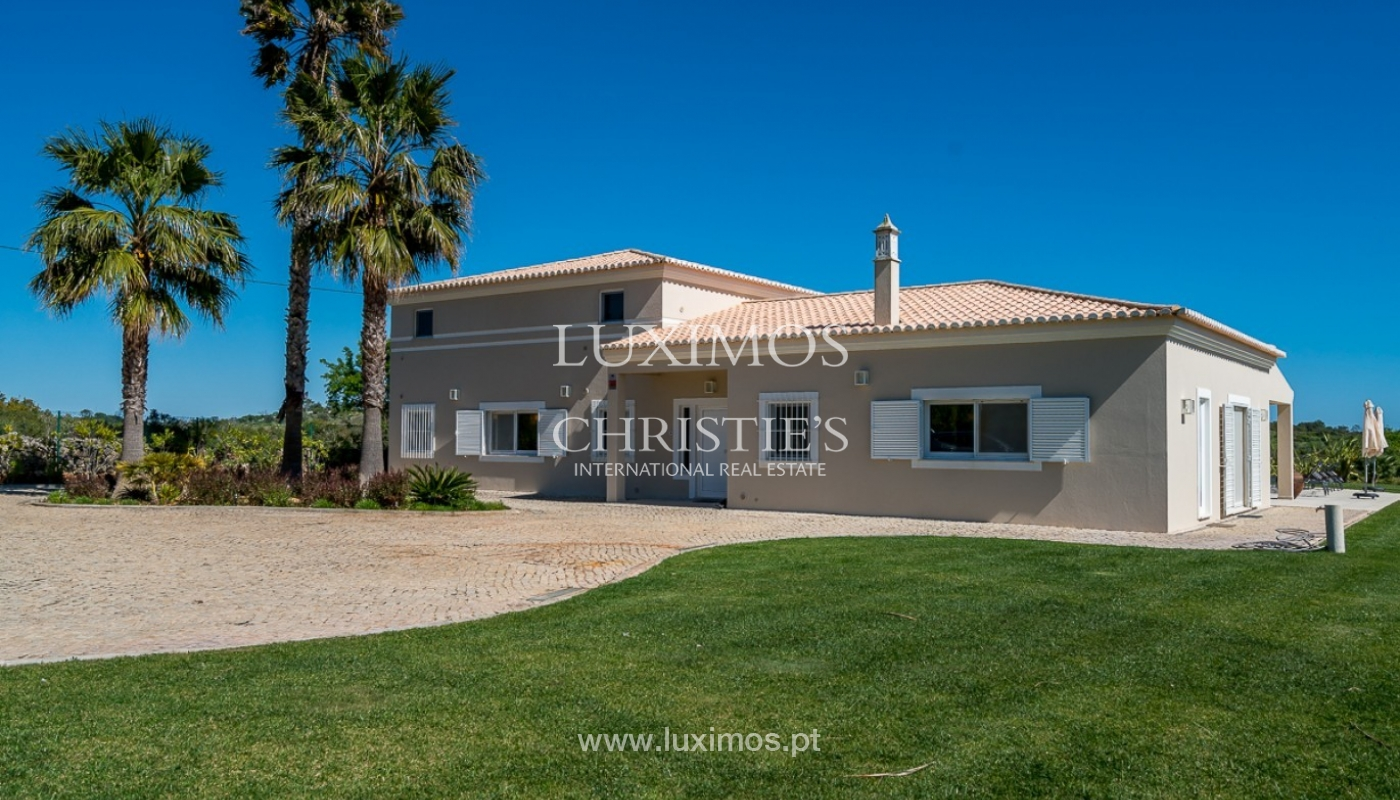Villa for sale, pool, garden, mountain views, Lagos, Algarve, Portugal_77469