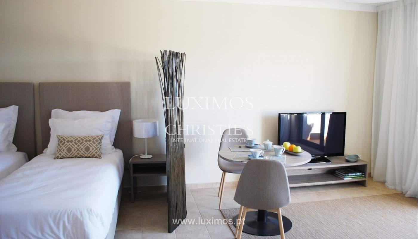 Sale of new apartment in tourist resort, Carvoeiro, Algarve, Portugal_77476