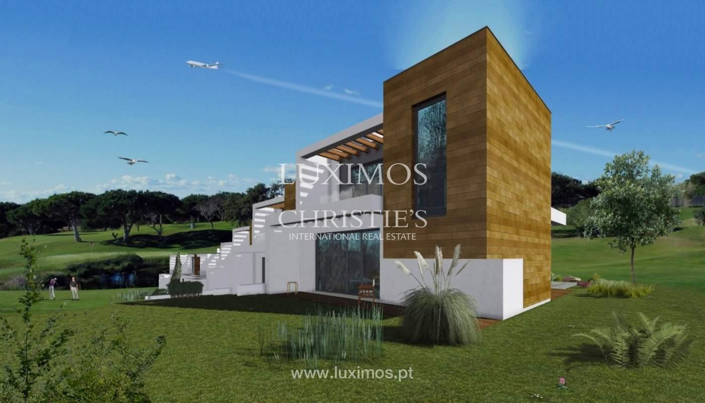 Sale of new duplex apartment in golf resort, Silves, Algarve, Portugal_77501