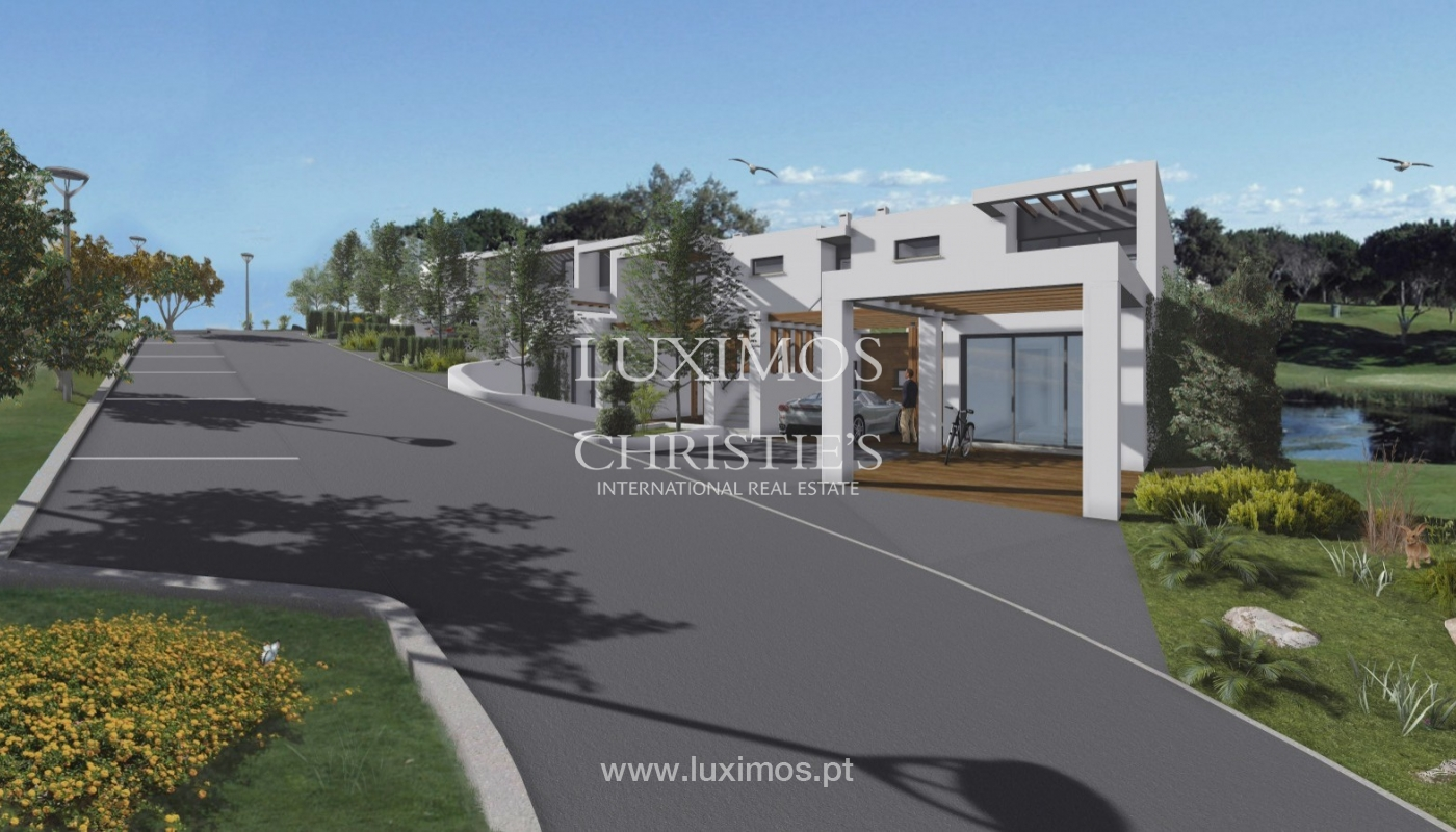 Sale of new duplex apartment in golf resort, Silves, Algarve, Portugal_77502