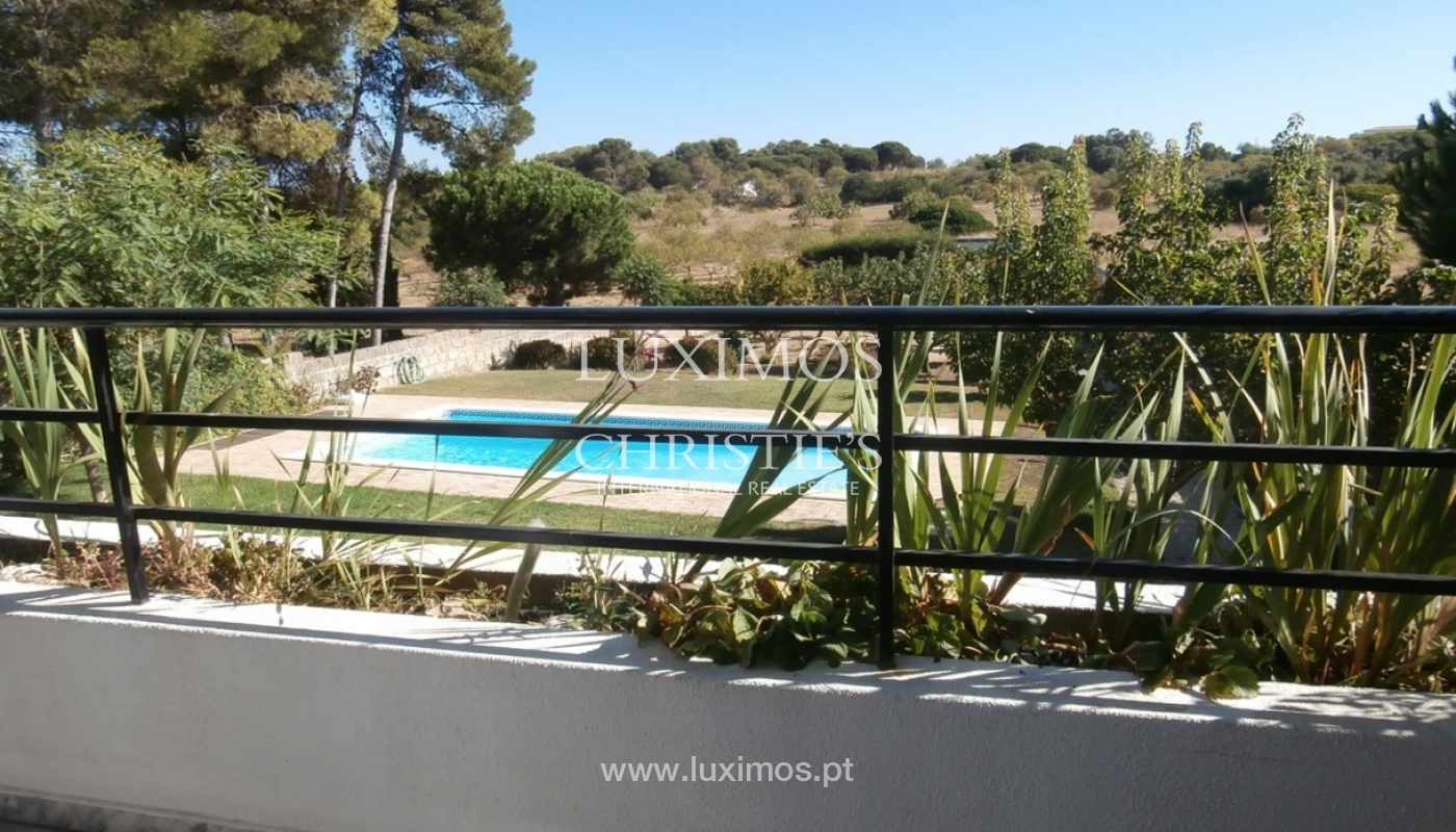 Property for sale with pool and sea view, Vau, Alvor, Algarve,Portugal_77689