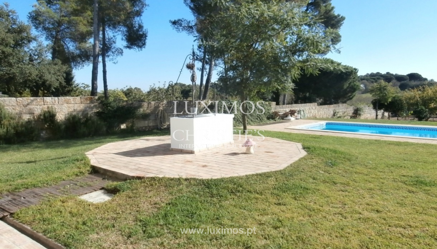 Property for sale with pool and sea view, Vau, Alvor, Algarve,Portugal_77690