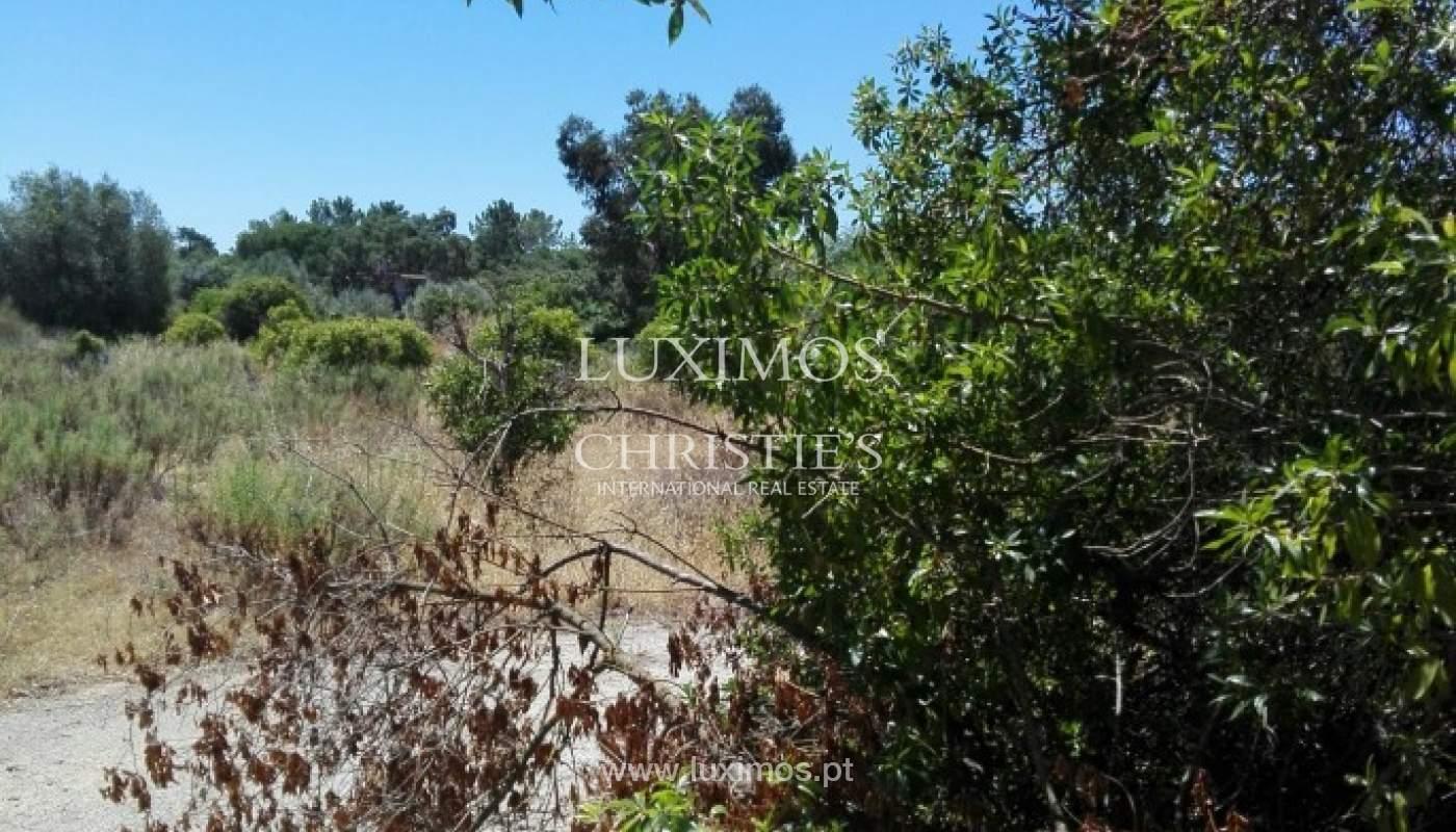 Plot area for sale, near the beach, Quarteira, Algarve, Portugal_77826