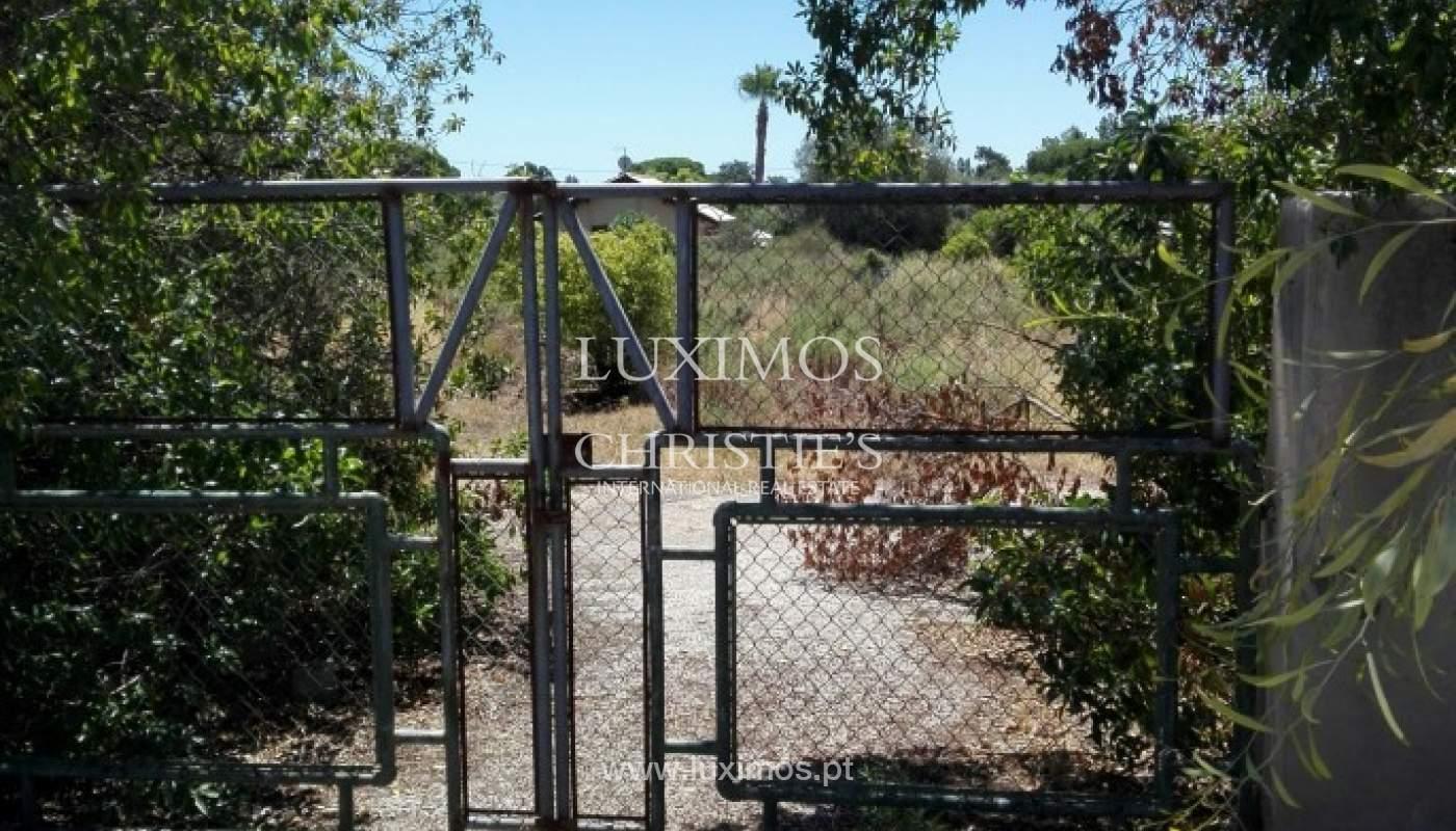 Terreno para venda, perto da praia, Semino, Quarteira, Algarve_77828
