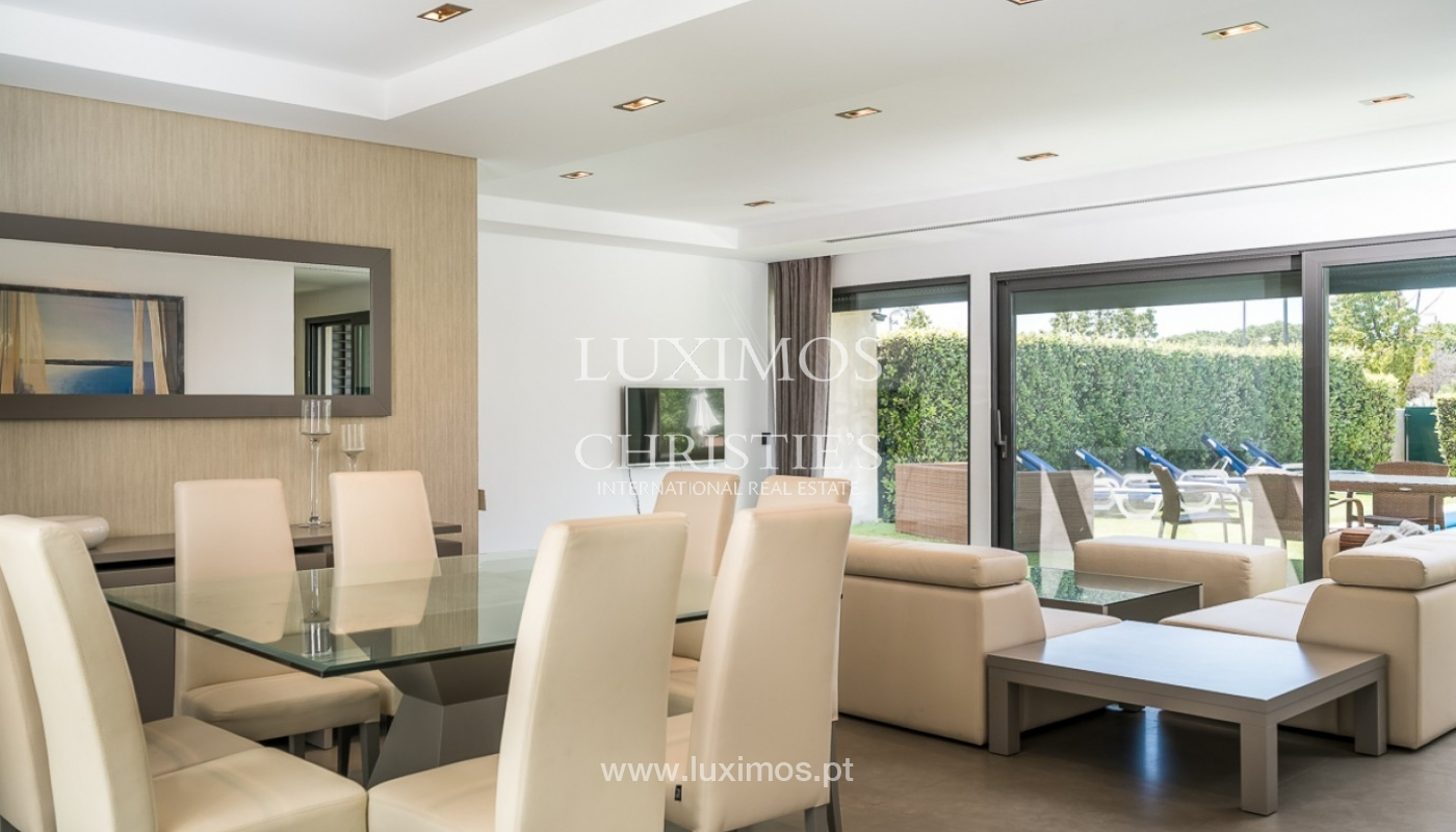 Villa en venta con piscina, junto a golf, Vilamoura, Algarve, Portugal_78031