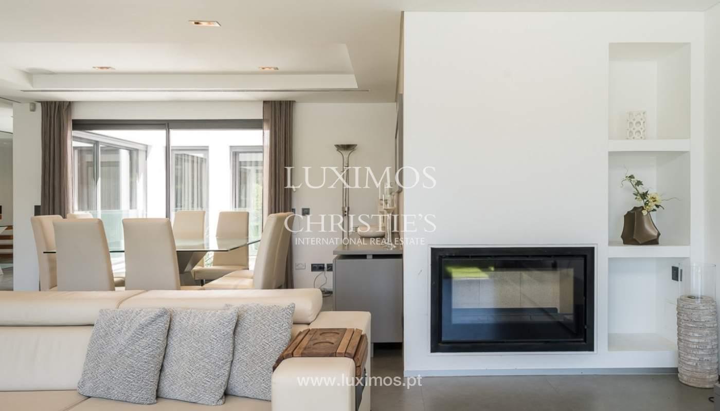 Villa à vendre avec piscine, à côté du golf et de la plage de Vilamoura, Algarve, Portugal_78033