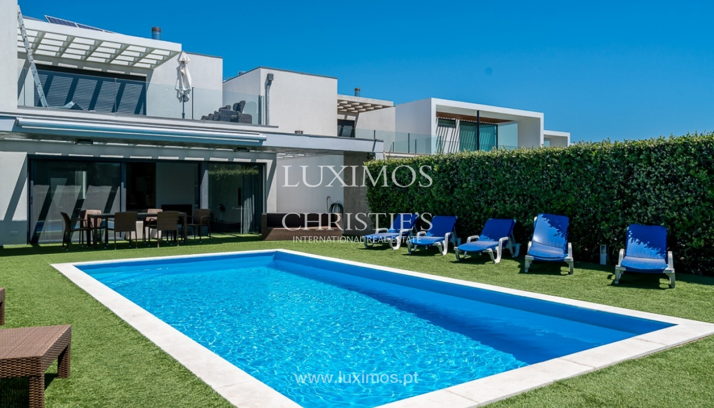Villa en venta con piscina, junto a golf, Vilamoura, Algarve, Portugal_78049