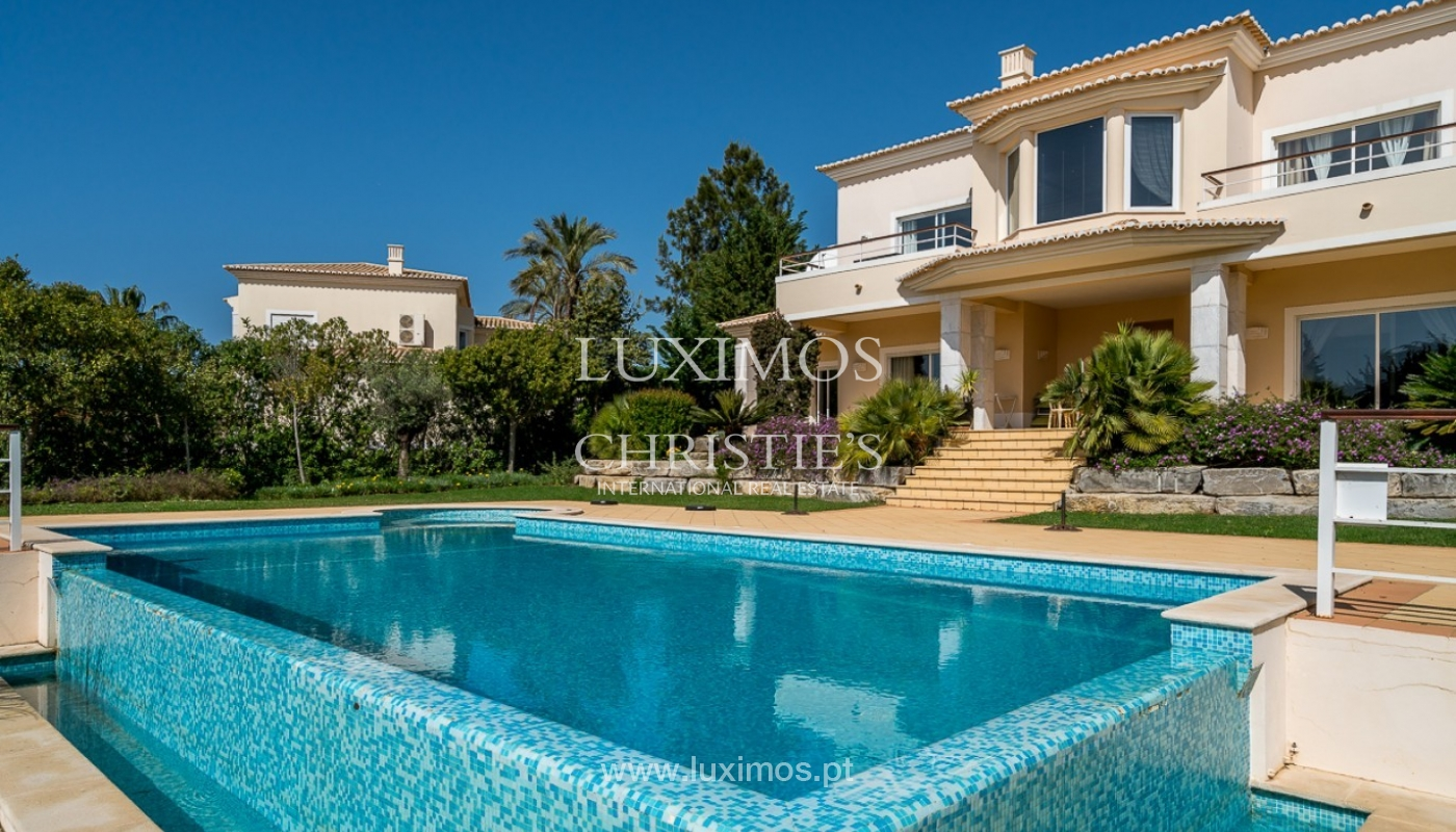 Villa for sale, sea view, pool, near golf, Carvoeiro, Algarve,Portugal_78098