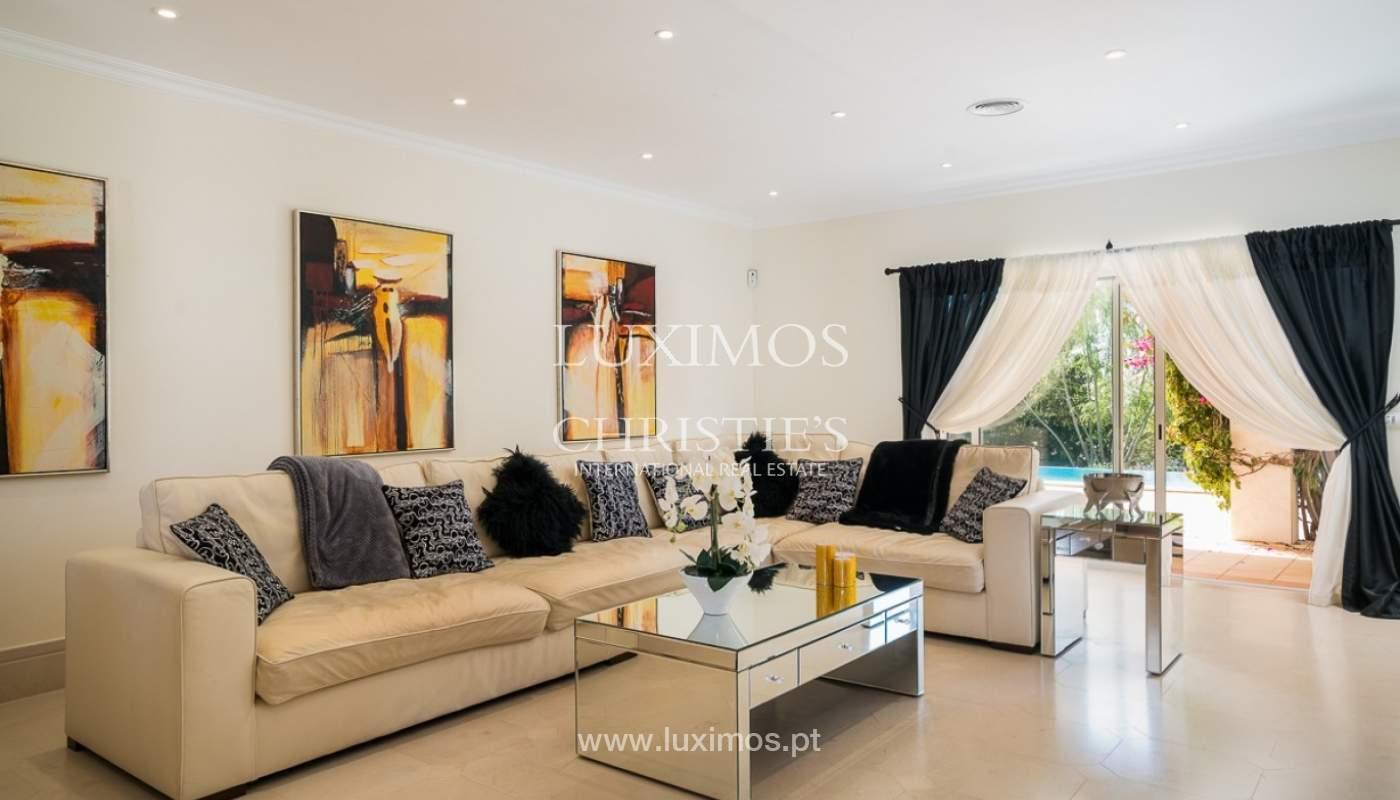Venta de vivienda con piscina, cerca playa y golf, Algarve, Portugal_78124