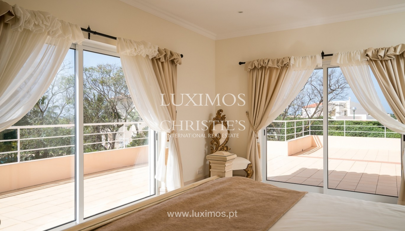 Villa for sale with pool, near the beach and golf, Algarve, Portugal_78139