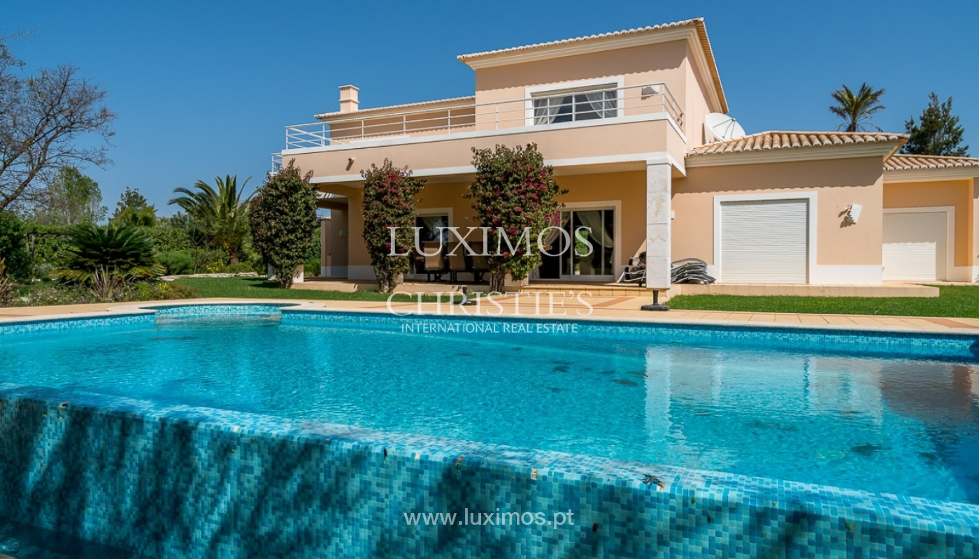 Villa for sale with pool, near the beach and golf, Algarve, Portugal_78144