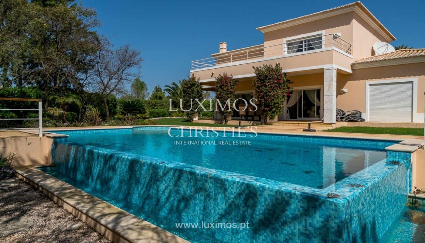 Villa for sale with pool, near the beach and golf, Algarve, Portugal_78145