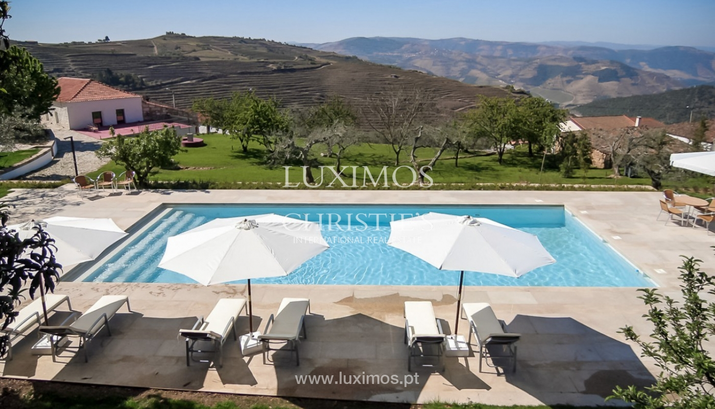 Farmhouse with swimming pool and views to Douro region, Portugal _78451