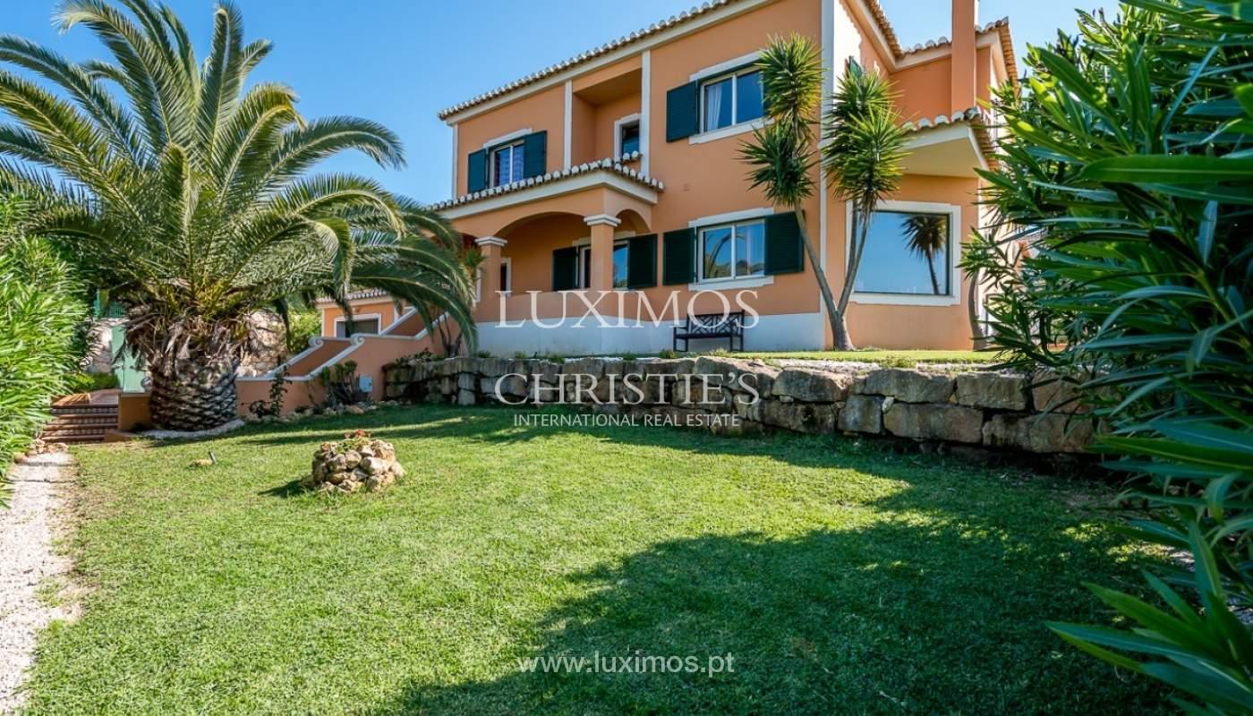 Villa individuelle à vendre, piscine, terrasse, près de plage et golf, Alvor, Algarve, Portugal_78519