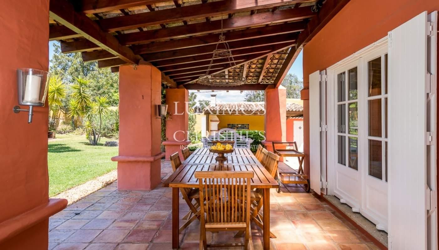 Casa de campo à venda, piscina, jardim, Santa Bárbara de Nexe, Algarve_78574